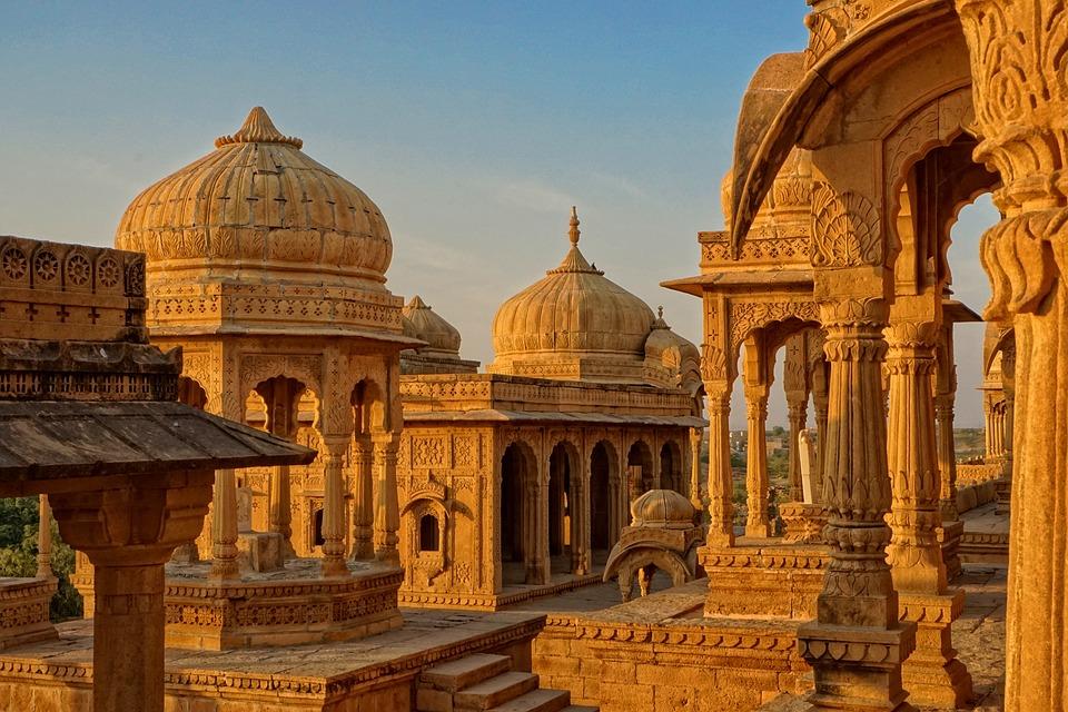 Se laisser envoûter par la culture hors du commun de l'Inde