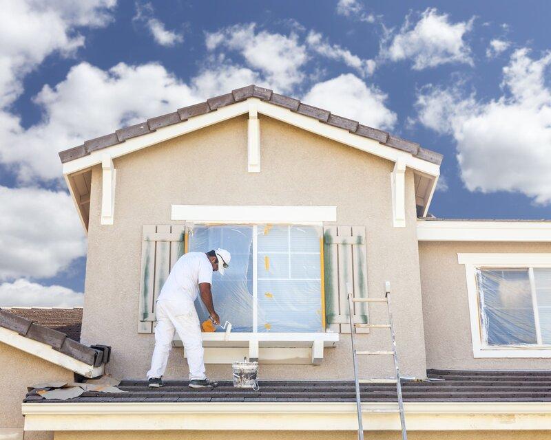 Quel type de peinture facade maison faut-il choisir?